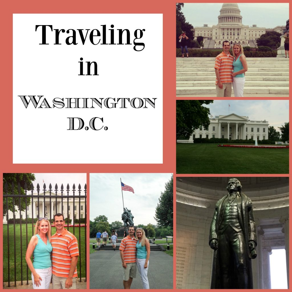 TravelinginWashingtonDC